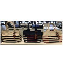 【Marc by Marc Jacobs】Striped canvas tote 3カラー