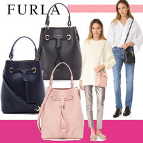★ FURLA ★人気!! STACY MINI BUCKET 2wayバック BFG7 3色 即発