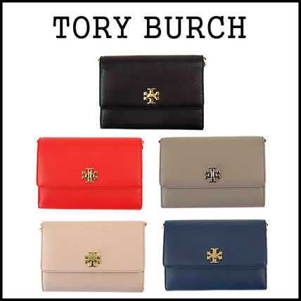 【即発★3-5日着】TORY BURCH★MERCER chain Wallet★新色!