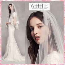 【White by Vera Wang】Fingertip Veil★ウェディングヴェール