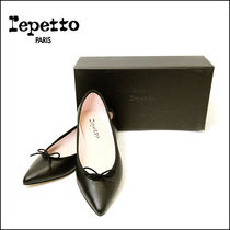 Repetto レペット バレエシューズ カーフスキンレザー V1556VE