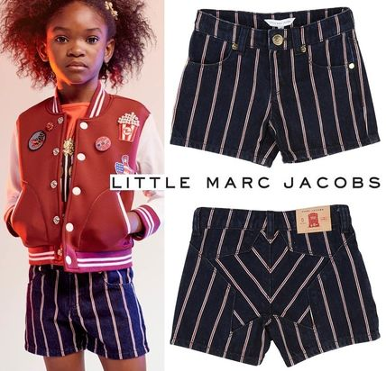 Little Marc Jacobs♪後ろが星柄♪デニムショーツ(4~14Y)2017SS