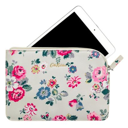 【キャスキッドソン】Tablet Case - small Forest Bunch Stone