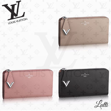 + LOUIS VUITTON long wallet COMETE+3 color +