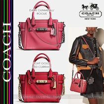COACH★大人気☆SWAGGER 21 IN GLOVETANNED LEATHER 55928