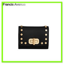 国内 Michael Kors Jenkins Sullivan Studs Medium Card Holder
