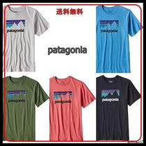 Patagonia Shop Sticker Cotton