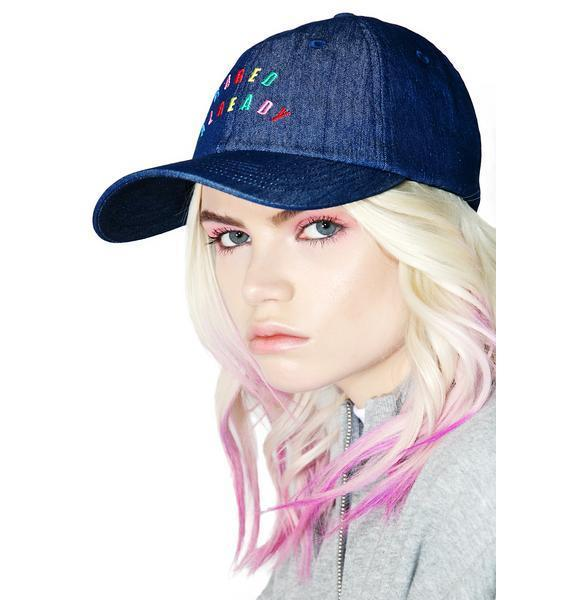 ☆日本未入荷☆17SS新作Lazy Oaf*17SS☆BORED ALREADY CAP