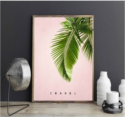 And art posters from the CHANEL 4size