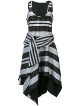 ★PROENZA SCHOULER★striped evening dress★関税・送料込み★