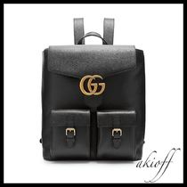 GG Marmont leather backpack