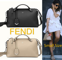 定番☆FENDI☆SMALL BY THE WAY ブラック 8BL1241D5