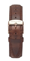 KAPTEN & SON ☆ CAMPINA  /  BROWN 36mm