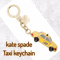 kate spade /キーリング/ taxi keychain (タクシー)