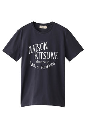 Immediate delivery MAISON KITSUNE 17SS PALAIS ROYAL TEE
