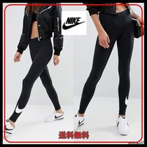 Nike Club Leggings With Swoosh Logo