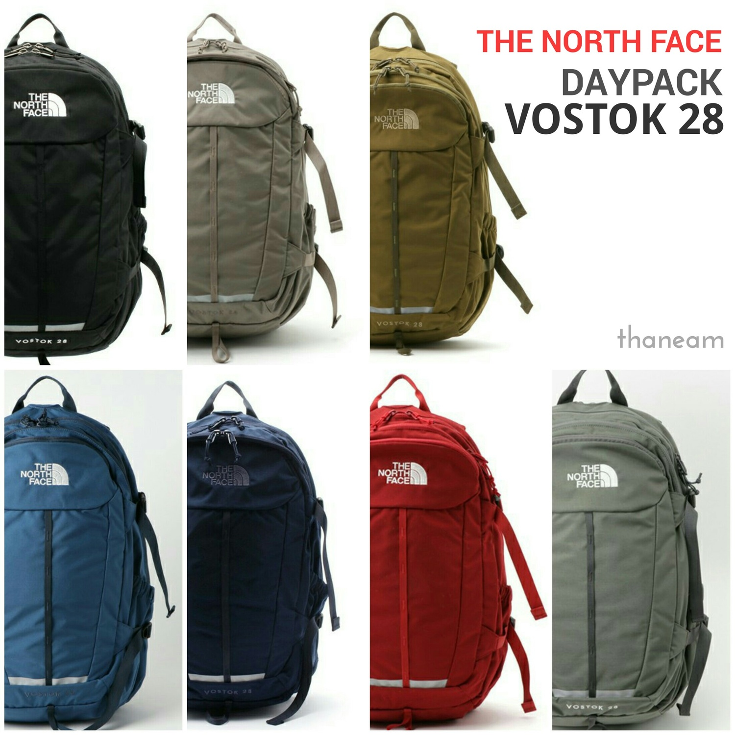 THE NORTH FACE :VOSTOK 28