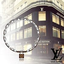 《LouisVuitton》モノグラムロック★大人気ネックレス