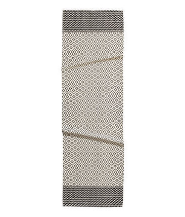 H & M HOME pattern patterns table runner