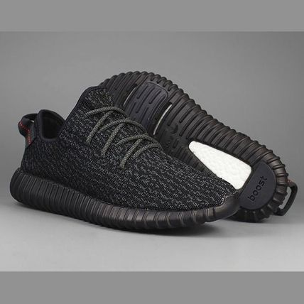 追跡即発可!YEEZY BOOST 350 PIRATE BLACK 27cm/SIZE9 -限定1点