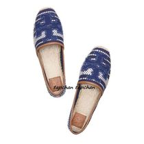 SALE追跡あり国内発送Tory Burch Shaw Espadrilles