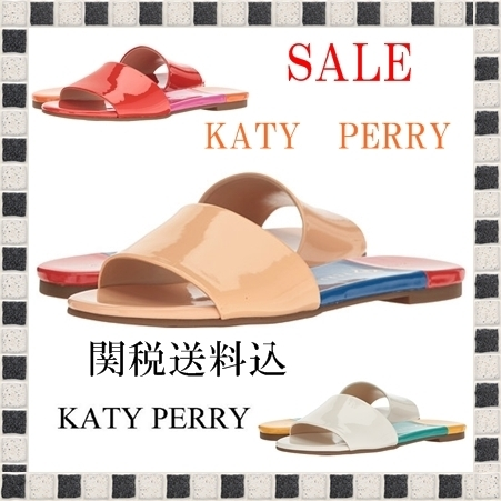 Katy Perry The Rossi 新ブランド 新作 サンダル