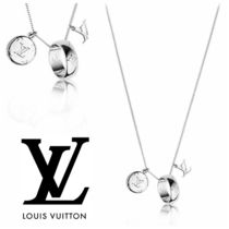 LOUIS VUITTON ルイヴィトン ★リングネックレス モノグラム