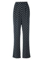 ☆国内発☆Michael Kors/MEDIUM DOT PLEATED PANTS