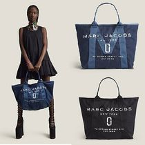 ☆MARC JACOBS☆New Logo Tote☆ロゴトート☆2色あり