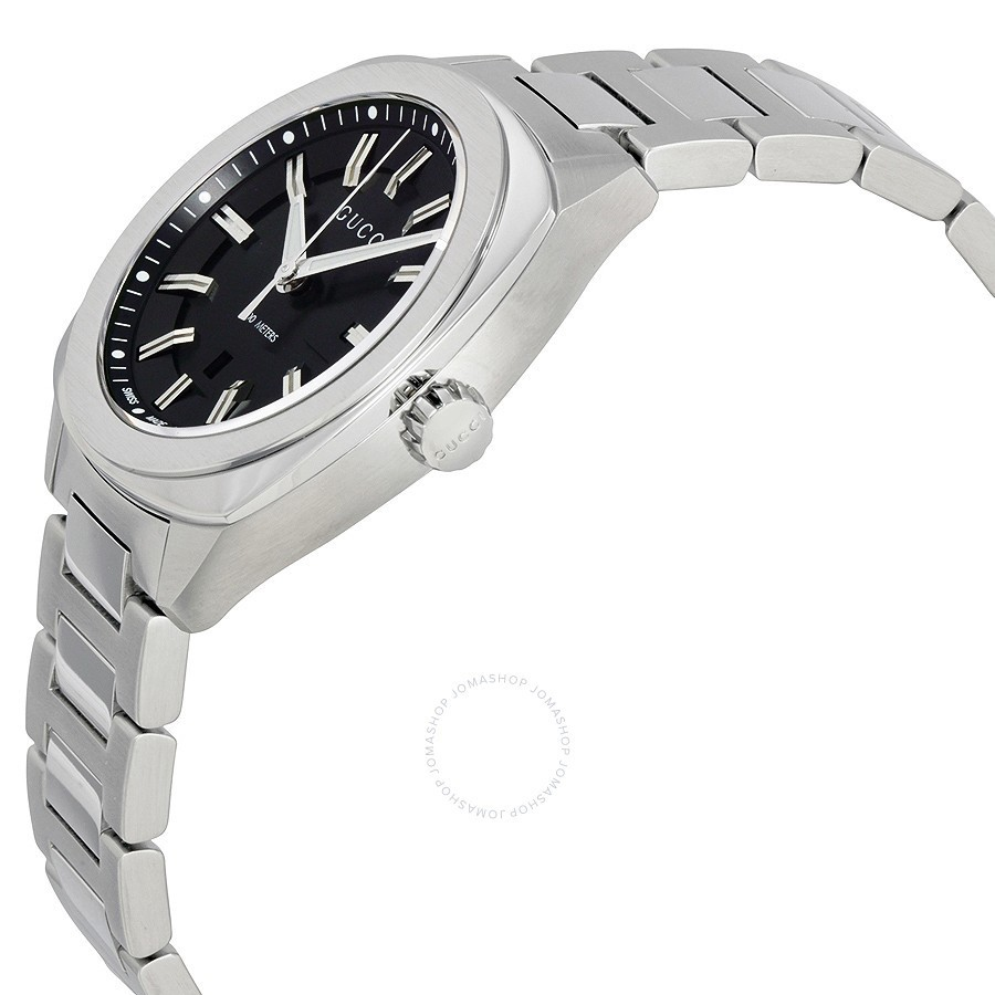 ★人気★Black Dial Men's Watch YA142401