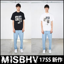 """17SS 新作 """"MISBHV"""" Younger Days カットソー/2色"""
