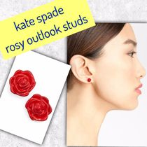 kate spade / ピアス / rosy outlook studs(ローズ)
