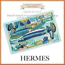 HERMES(エルメス)★Apres le Surf 綿100% ビーチ タオル