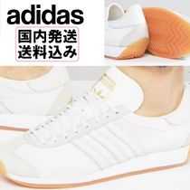 【送料込】adidas Originals * Country OG Trainers In White *