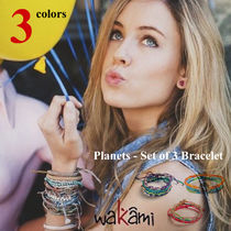 Ron Herman ロンハーマン取扱 wakami Planets Set of 3 bracelet