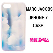MARC JACOBS★雲柄プリント★ iPhone7 Case★関税・送料込