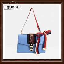 【GUCCI】SYLVIE BAG ☆国内発送
