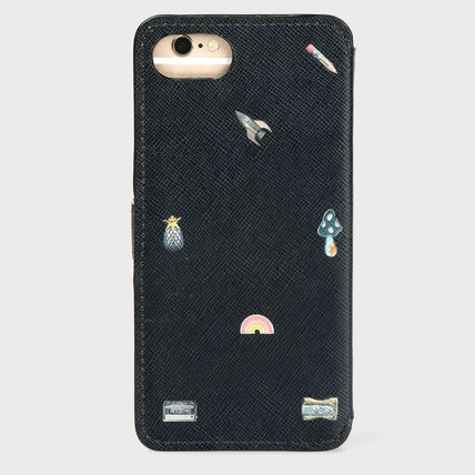 17ss Paul Smith カフリンクプリント iPhone 6/6s/7 CASE