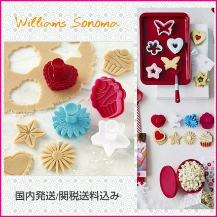 Williams-Sonoma cookie stamp-out set