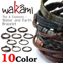 Ron Herman 取扱 wakami 4 Elements Water and Earth Blacelet