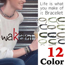 Ron Herman 取扱 wakami Life is What you Make of it bracelet