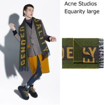 ACNE Canada Equality Gender Large フェミニズムマフラー