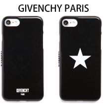 GIVENCHY(ジバンシィ)  iphone 6/6S/7 ケース ☆ ロゴ