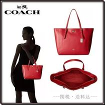 【SALE】*COACH*Crossgrain Turnlock トート★関税・送料込★