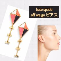 kate spade / ピアス / off we go earrings