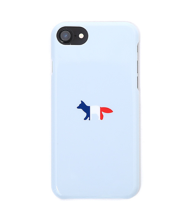 即配★MAISON KITSUNE 17SS IPHONE CASE TRICOLOR FOX KUI-8712