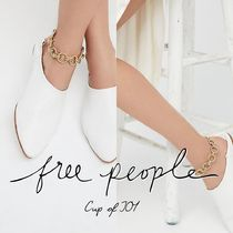 Free People(フリーピープル) アンクレット 靴だけじゃない足元のおしゃれ♪Chain Link Metal Anklet