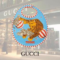 GUCCI Baby/サーカス プリント ビブ