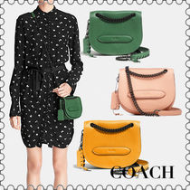 【COACH】SMALL SHADOW CROSSBODY IN PEBBLE LEATHER 37002(正規