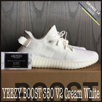 ★【adidas x Kanye West】Yeezy Boost 350 V2 Cream White